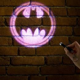 Batman Világító Kulcstartó