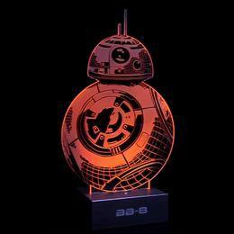 BB8 Droid Lámpa