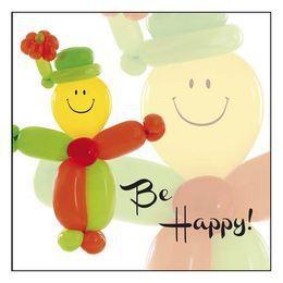 Lufis Képeslap - Be Happy! Az élet szép!