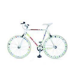 Ezüst Keresztek Bicikli Matrica