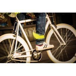 Szárnyas Fényvisszaverő Pánt Biciklizéshez - Ezüst