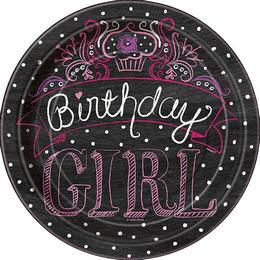 Birthday Sweets Parti