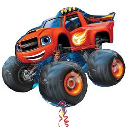 Blaze and the Monster Machines Super Shape Fólia Lufi