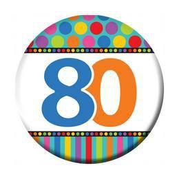 80. Születésnapra