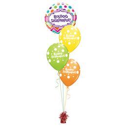 Boldog Szülinapot - Születésnapi léggömbcsokor