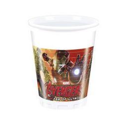 Bosszúállók 2 (Avengers 2) Parti Pohár - 200 ml, 8 db-os