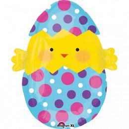 Chick Egg Junior Shape Fólia Lufi Húsvétra