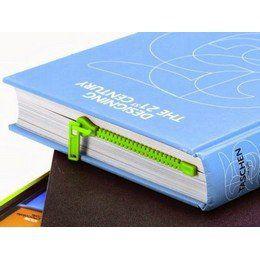 Cipzár Könyvjelző - Kék
