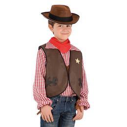 Cowboy Jelmez Kiegészítő Szett Gyerekeknek