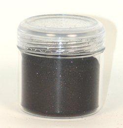 Fekete Csillámpor (50 gramm)