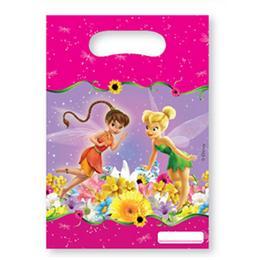 Csingiling – Fairies Springtime Parti Ajándékzacskó - 6 db-os