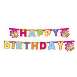 Csingiling - Fairies Springtime Happy Birthday - Szülinapi Parti Füzér