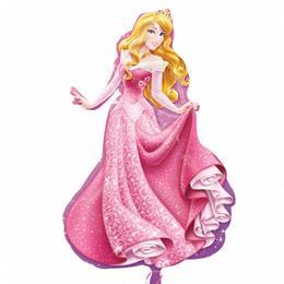 Csipkerózsika - Sleeping Beauty - Super Shape Héliumos Fólia Lufi