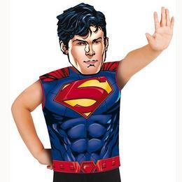 Superman Jelmezpóló és Maszk, 3-6 Éves Gyerekeknek