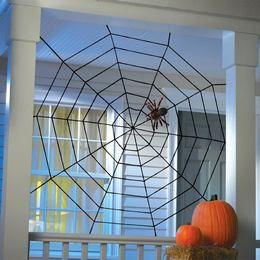 Dekorációs Pókháló Halloweenre