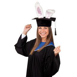 Diplomaosztó Kalap Nyuszi Fülekkel
