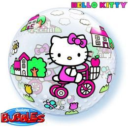 22 inch-es Disney Bubbles Hello Kitty Lufi