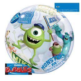 22 inch-es Disney Bubbles Monster University - Szörny Egyetem Lufi