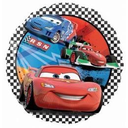 18 inch-es Disney Cars - Verdák Héliumos Fólia Lufi