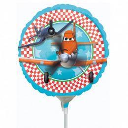 9 inch-es Disney Planes - Repcsik Fólia Lufi Pálcán