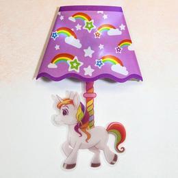 Unikornis Lámpa Falmatrica