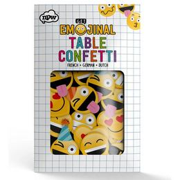 Emoji Asztali Konfetti - 10 gramm