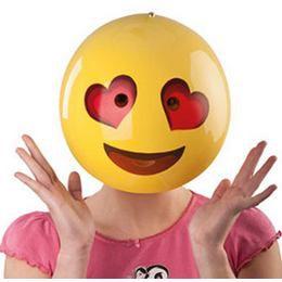 Emoji Szerelmes Maszk