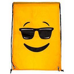 Emoji Tornazsák - Cool (Napszemüveges)