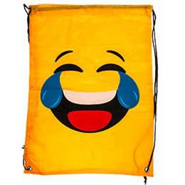 Emoji Tornazsák - Sírvanevető