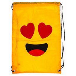 Emoji Tornazsák - Szerelmes