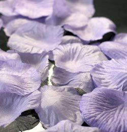 Levendula Lila Dekorációs Virágszirom - 100 db-os