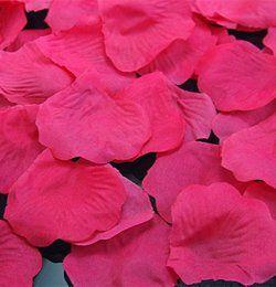 Magenta Dekorációs Virágszirom