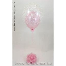 Flowers-A-Round Diamond Clear Esküvői Ajándék és Dekoráció