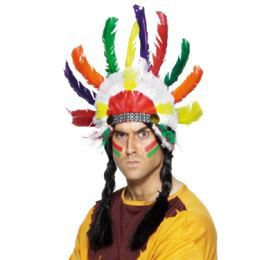 Indián Fejdísz
