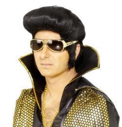 Elvis Szemüveg - Arany