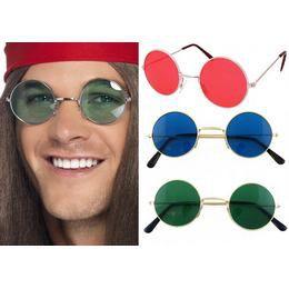 Hippy Szemüveg 3 féle Színben