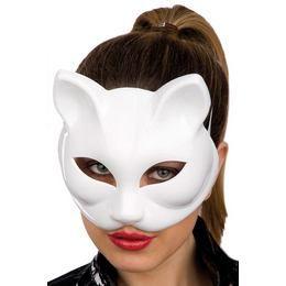 Fehér Cica Szemmaszk
