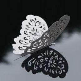 Dekorációs Pillangó - 10 db-os