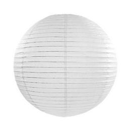 Nagy Fehér Gömb Lampion - 55 cm-es