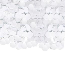 Fehér Konfetti, 1 kg-os