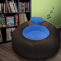 Felfújható Fotel Beépített Hangszóróval