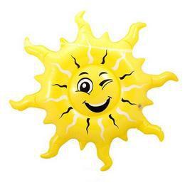 Felfújható Kacsintó Nap