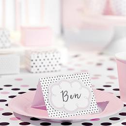 Esküvői ültetőkártya - legyen az ülésrend a dekoráció része