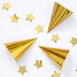 Fényes Arany Parti Csákó