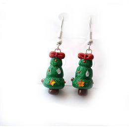 Fincsi Lógós Fülbevaló - Karácsonyfa