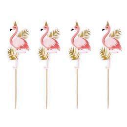 Flamingó Falatka Pálcika - 12 db-os