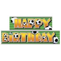 focis szülinapi kép Focis Szülinapi Parti Banner | Party Kellékek Webshop focis szülinapi kép