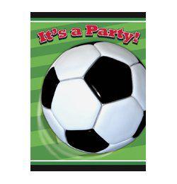 Focis Születésnapi Parti Meghívókártya