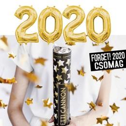 FORGET! 2020 Szilveszteri Csomag