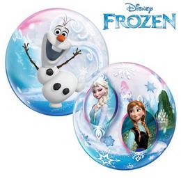 Disney Jégvarázs Bubbles Lufi